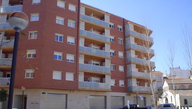 Construcción edificio de 65 viviendas, locales comerciales i parking a Cambrils