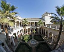 Reforma CASA FABIOLA i PALACIO MARQUESES ALGABA (Sevilla)